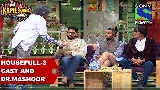 Download Dr. Gulati makes an odd Business pact with Jaggu dada - The Kapil Sharma Show Video