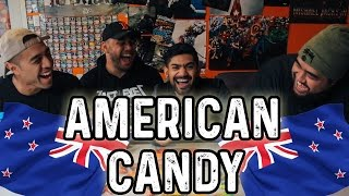 Download HONEST KIWI REVIEW ON AMERICAN CANDY Video
