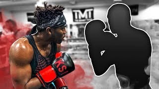 Download SPARRING AND TRAINING WITH FLOYD MAYWEATHER Video