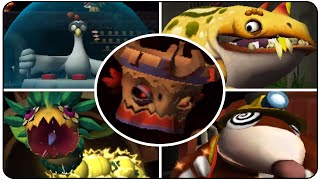 Download Donkey Kong Country Returns 3D - All Bosses Video