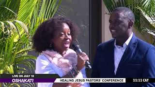 Download WATCH THE HEALING JESUS PASTORS' CONFERENCE, LIVE FROM OSHAKATI. DAY 2. Video