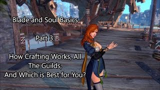 Blade and Soul Basics: Part 2 - All About Character Presets