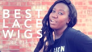 Download MY FIRST LACE FRONT WIG REVIEW | BEST LACE WIGS Video