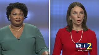 Download FULL VIDEO: Democratic candidates for Georgia governor debate Video