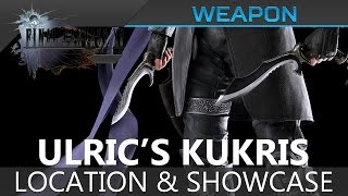 Download Final Fantasy XV - Ulric's Kukris Weapon Location & Showcase Video