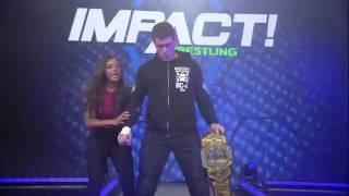 Download Moose vs. Eli Drake.... Enter Cody | IMPACT March 23rd, 2017 Video