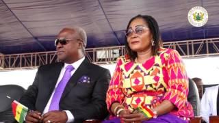 Download Inauguration Ceremony of Nana Addo Dankwa Akufo-Addo Video