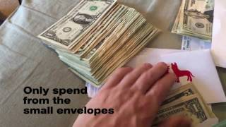 Download SAVE MONEY with ENVELOPE METHOD Video
