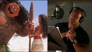 Download Moana: You're Welcome Digital Bonus Feature - Behind the Scenes Video