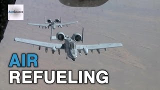 Download KC-10 Extender Air Refueling Mission with E-3, A-10, Mirage F1, F/A-18 Video