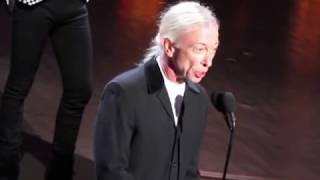Download 2018 Rock & Roll Hall of Fame THE CARS Complete Induction Speech Video