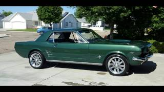 Download 1966 Mustang, Mustang Sally Full Restoration Pics Video