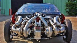 Download Dünyanın En Çılgın 5 Araba Motoru Video