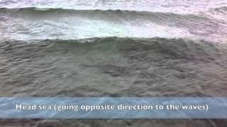 Download A following sea can be dangerous Video