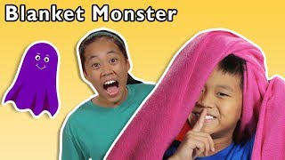 Download Blanket Monster + More | Mother Goose Club Dress Up Theater Video