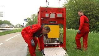 Download Full Hytrans HFS 2013 mobile fire system full deployment with the HS150 Video