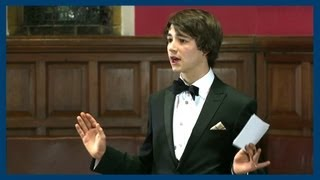 Download Crawford Jamieson | Gay Rights Debate | Oxford Union Video