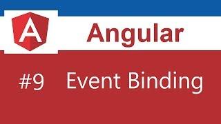 Download Angular 7 Tutorial - 9 - Event Binding Video