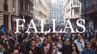 Download Valencia Fallas Festival 2016 Video