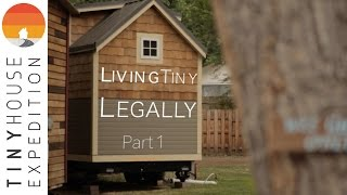 Download Living Tiny Legally, Part 1 (Documentary)- Innovative Tiny House Zoning Video