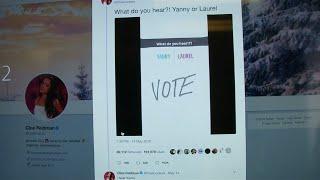 """Download Viraler Internethit: """"Yanny"""" oder """" Laurel""""- Was hören Sie? Video"""