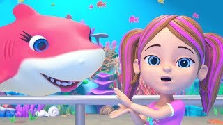 Download Baby Shark Dance - Nursery Rhymes & Kids Songs by Little Treehouse Video