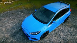Download Rory Reid vs The Ford Focus RS | Top Gear | BBC Video