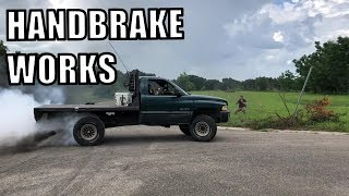 Download Learning to DRIFT my DIESEL TRUCK!! Video