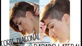 Download HAIRCUT BOB | CORTE DE PELO EN DIAGONAL / RAPADO LATERAL | SIDECUT NIAYSUSCOSITAS Video