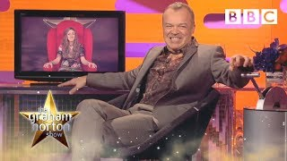 Download Girl from Derry's hilarious red chair story 😂 | The Graham Norton Show - BBC Video