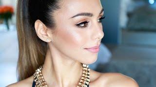 Download Glowy & Sunkissed Summer Makeup | Annie Jaffrey Video