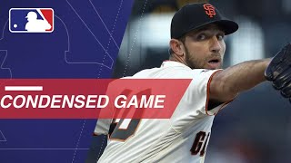 Download Condensed Game: SD@SF - 6/21/18 Video