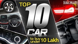 Download Top 10 cars under 10 lakhs in india 2019 (with Prices ,Specs)| Best budget friendly cars t Video