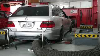 Download Mercedes-Benz E500 S211 - ChipCentric Dyno and Tuning Session Video