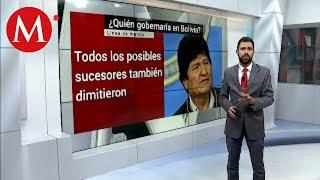 Download ¿Quiénes serían los posibles sucesores a gobernar Bolivia? Video