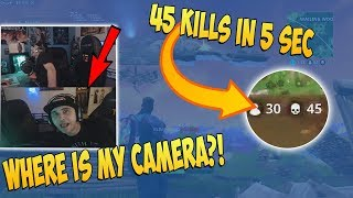 Download SUMMIT1G FORGOT WHERE HIS CAMERA WAS | STREAMER GETS 45 KILLS BY TAKING RAMP DOWN Video