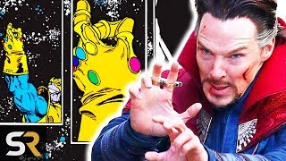Download Marvel Theory: Did Doctor Strange Actually SURVIVE Thanos's Finger Snap? Video