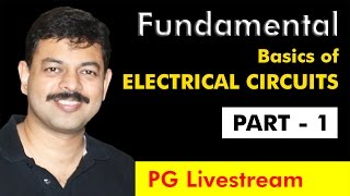 Download Class 12 Physics | Class - 1 on Basics of ELECTRICAL CIRCUITS for JEE, NEET & CBSE Video
