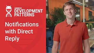 Download Notifications with Direct Reply (Android Development Patterns S3 Ep 4) Video