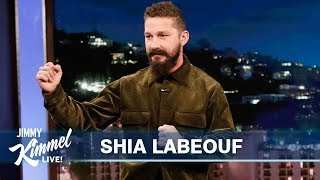 Download Shia LaBeouf on Playing His Father in Honey Boy, Writing in Rehab & Kanye West Video