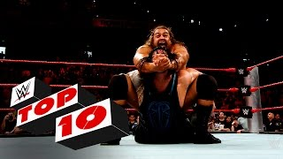 Download Top 10 Raw moments: WWE Top 10, Sept. 12, 2016 Video