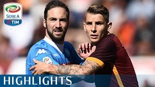 Download Roma - Napoli 1-0 - Highlights - Matchday 35 - Serie A TIM 2015/16 Video