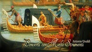 Download A. Vivaldi: Concerti con molti strumenti [Europa Galante - F. Biondi] Video