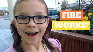 Download WHERE HAVE WE BEEN & FIRE WORKS NIGHT! | FAMILY VLOG Video