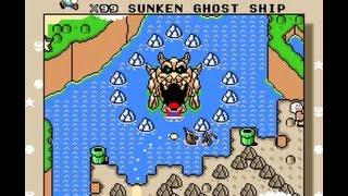 Download Super Mario World - 100% Walkthrough, Part 33: Sunken Ghost Ship & Valley Of Bowser 1 Video