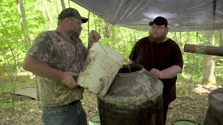 Download Old School Meets New School With These Moonshiners' Latest Creation Video