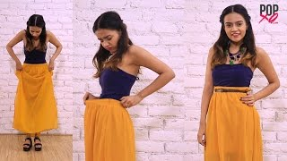 Download 5 Ways To Make Your Clothes Fit Without Going To A Tailor - POPxo Video