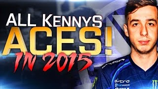 Download CS:GO | ALL KennyS ACES!!! (PLAYER OF THE YEAR AWARD, THE MOST FAMOUS ACES IN CS) Video
