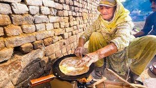 Download Village Food in Pakistan - BIG PAKISTANI BREAKFAST in Rural Punjab, Pakistan! Video