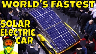 Download World's Fastest Solar Electric Car - Sunswift eVe - UNSW Solar Race Team - World Solar Challenge Video
